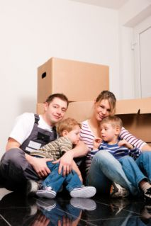 The Practicalities Of Moving House